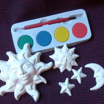 Les kits créatifs à peindre
