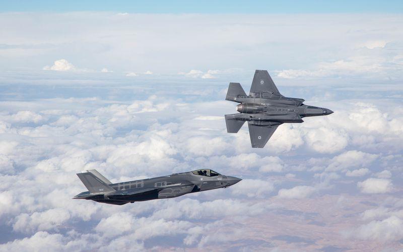 Les F-35i israéliens ont obtenu leur capacité opérationnelle initiale
