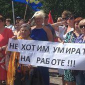 RUSSIE : des milliers de manifestants dans tout le pays contre la réforme des retraites