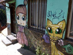Santiago, Rapa Nui (Osterinsel) y Valparaíso