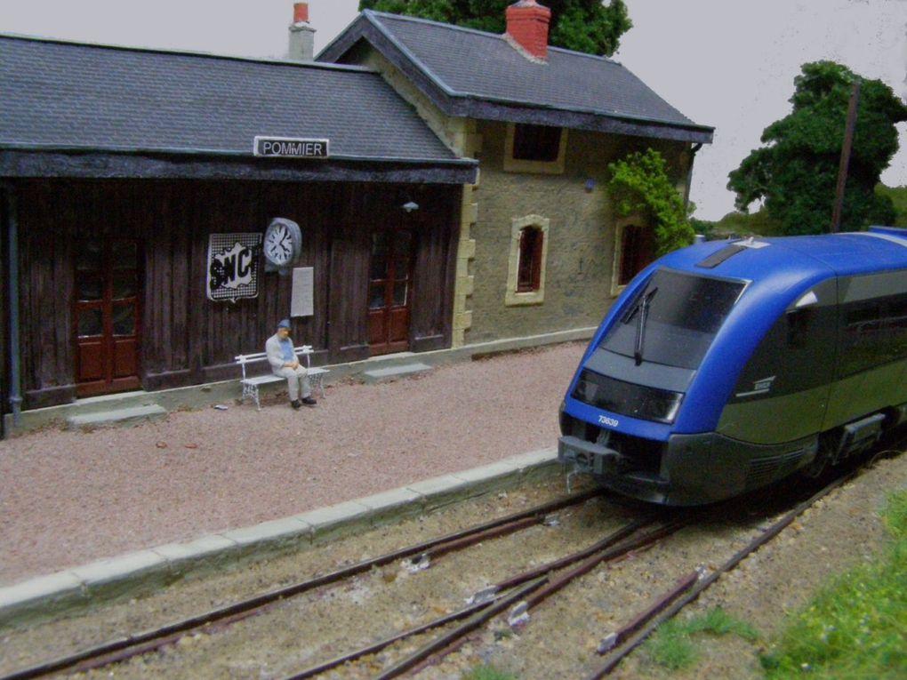 Album - Gare de Pommier - article de Locorevue