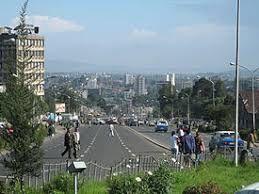 Imágenes de Addis-Abeba, la capital etíope.- El Muni.