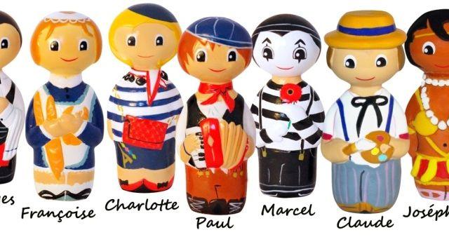Petites figurines exquises : les MiniTiniz