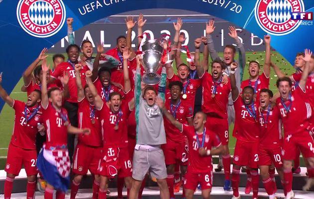 Audiences : 11,4 millions de téléspectateur pour PSG/Bayern sur TF1
