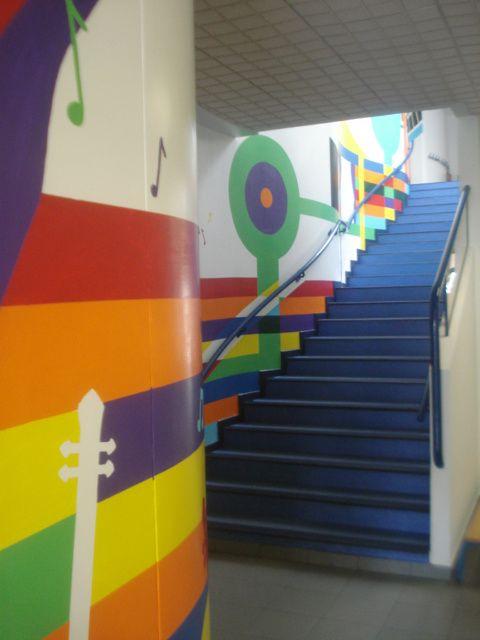 Ecole maternelle des Mésanges (3ème projet), Nice