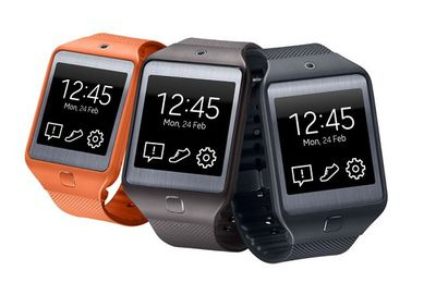 Samsung will reportedly reveal Android Wear smartwatch at Google I/O