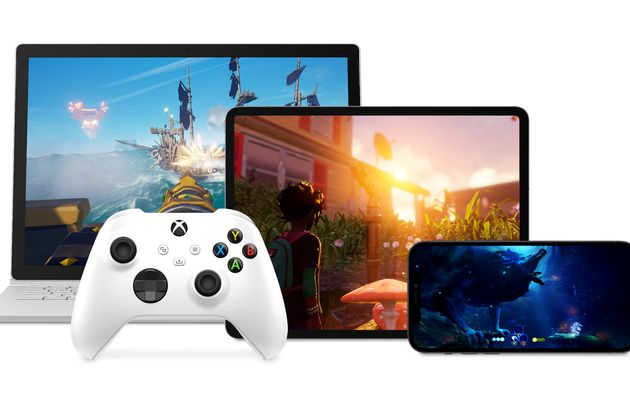 [ACTUALITE] Xbox Cloud Gaming - PC Windows 10, téléphones et tablettes Apple en Bêta