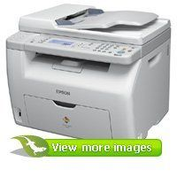 Reviews Epson AcuLaser CX17WF 128MB A4 All-In-One Colour Laser Printer/Copier/Scanner/Fax with Wi-Fi