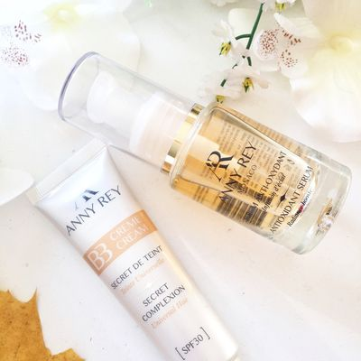 Ma routine d'Anny Rey Monaco (concours)