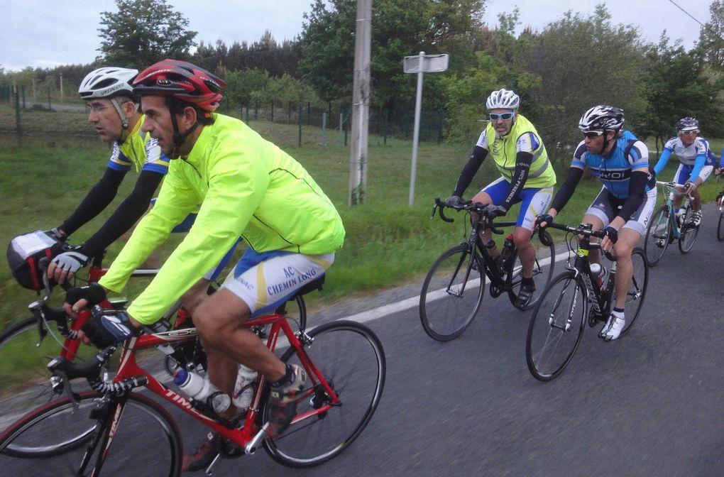 BRM 300km,  et Courses & VTT à gogo !