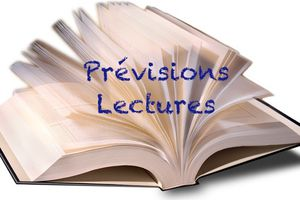PREVISIONS LECTURES AVRIL 2013