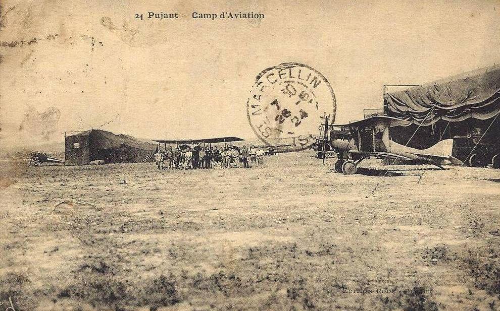 1914 – 1918 Sur terre et dans les airs de Georges GUYNEMER  à Manfred von Richthofen