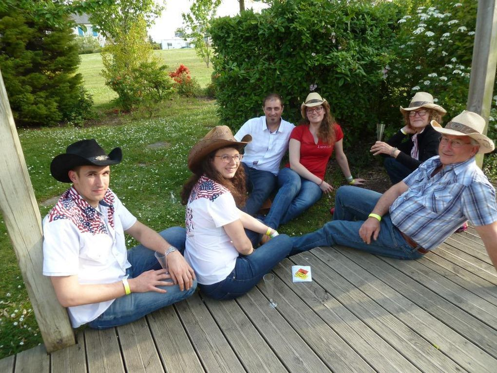 26mai18 : Journée Country avec les West Cowboy Country !