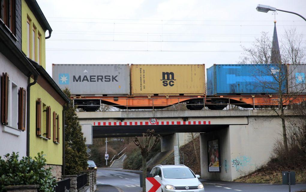 Veitshöchheimer Gemeinderat fordert dreimal einen Lückenschluss bei den von der Bahn geplanten Lärmschutzwänden