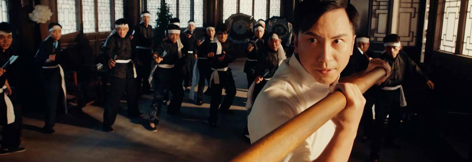 Ip Man : Kung Fu Master (BANDE-ANNONCE) avec Yu-Hang To, Michael Wong, Wanliruo Xin
