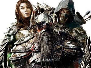 Jeux video: The Elder Scroll Online - Les 20 premières minutes sur PC !