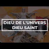 Dieu de l'univers, Dieu saint !   Emmanuel Music