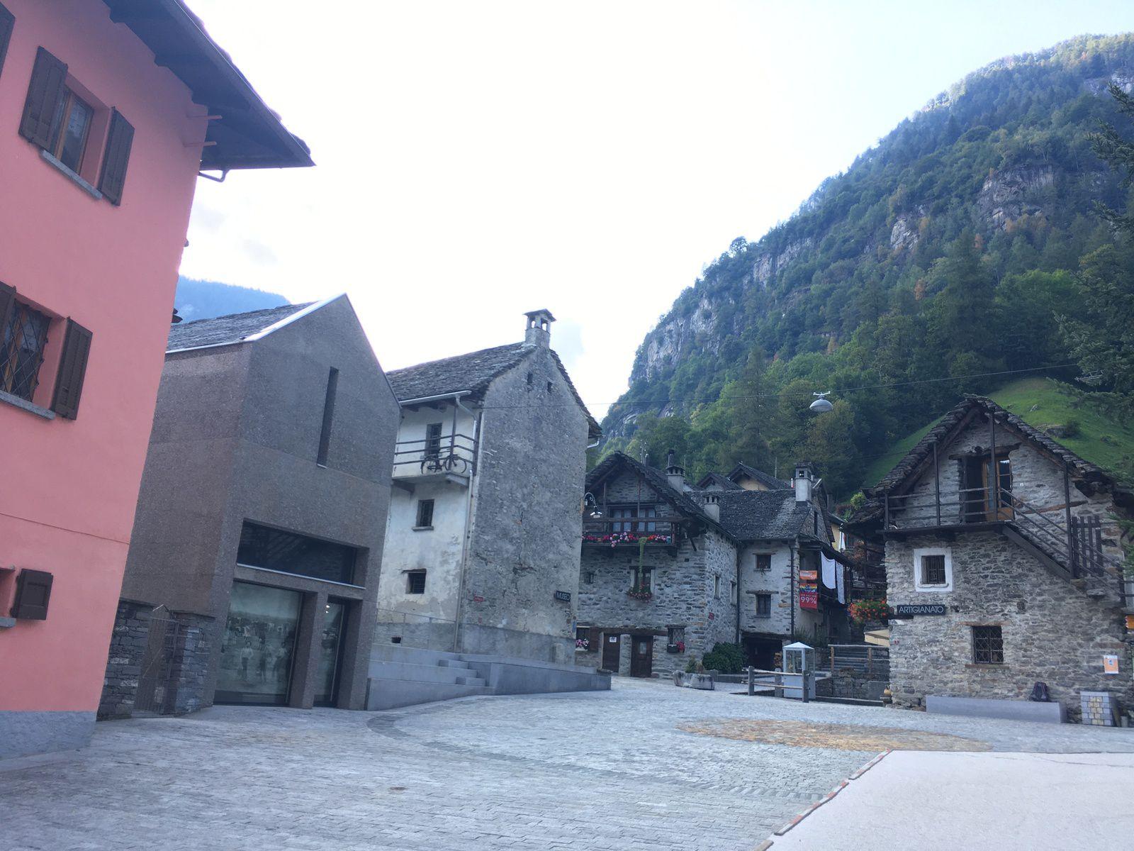 13 septembre 2021 : Valle Verzasca