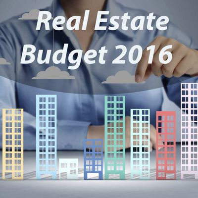 ND Developers: Real Estate and Budget 2016-17