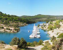Séjour à Vinon : Samedi 3 mai 2014 - Lac d'Esparron