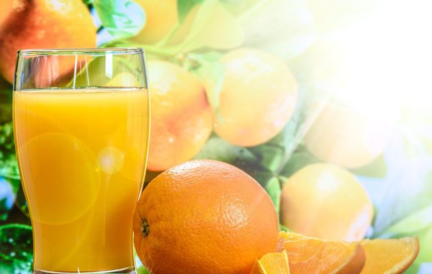 Jus de fruits sans filtrer Thermomix