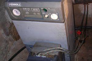 Installer un thermostat automatique sans fil