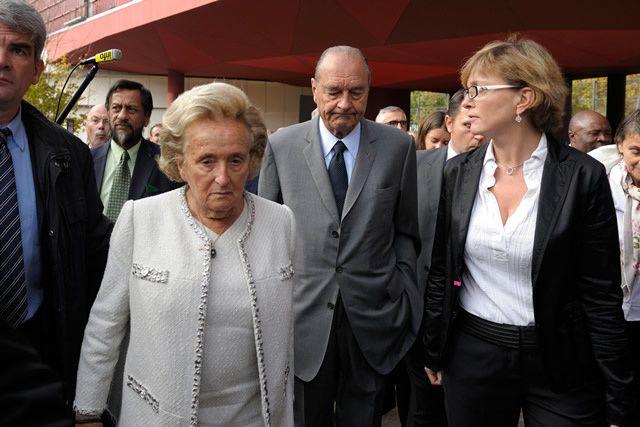 Décès de Laurence Chirac : un clan tourmenté par la maladie de la fille aînée du président