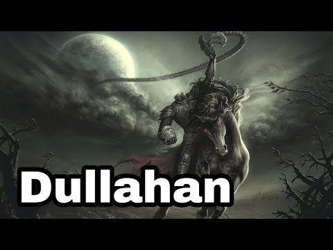 Dullahan, le cavalier sans tête...