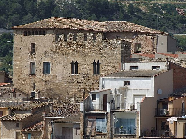 Diaporama château d'Espluga-Calba