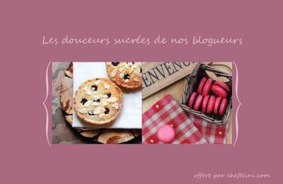 E-Book Les Douceurs Sucrées de Nos Blogueurs