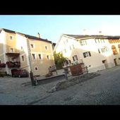 50 Goldwing Unsersbande Tirol 2015 village Ardez Suisse