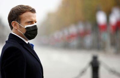 L'#Europe doit bâtir son autonomie, peu importe qui gouverne aux #USA, dit #Macron