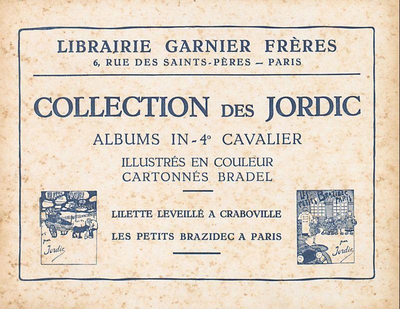Albums Accessibles: Benjamin Rabier