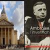 La pétition réclamant l'entrée d'Ambroise CROIZAT au Panthéon