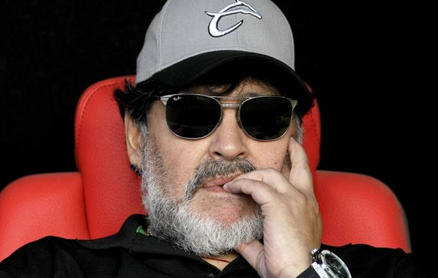 Maradona doctors face premeditated murder charge over soccer star's death