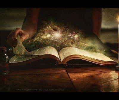 Livre magique...