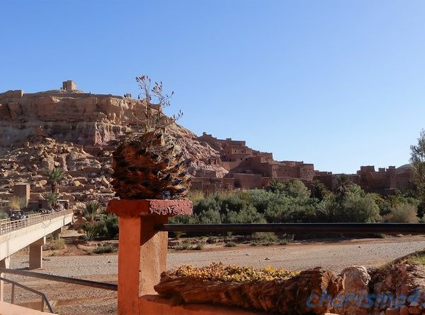 Ait Ben-Haddou (Maroc en camping-car)