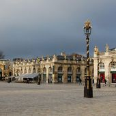 Nancy - Place Stanislas - LANKAART