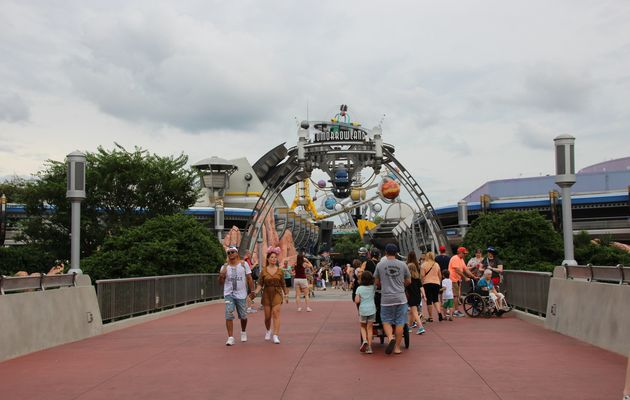 Magic Kingdom : Tomorrowland