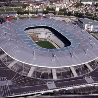 Le stade Saint-Denis à Paris : architecture et exploitation