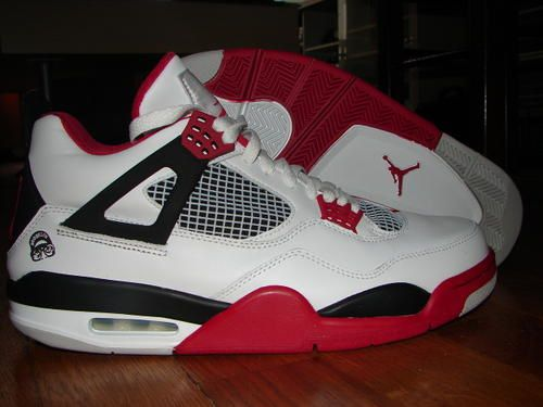 Nike Air Jordan IV Mars Blackmon Edition