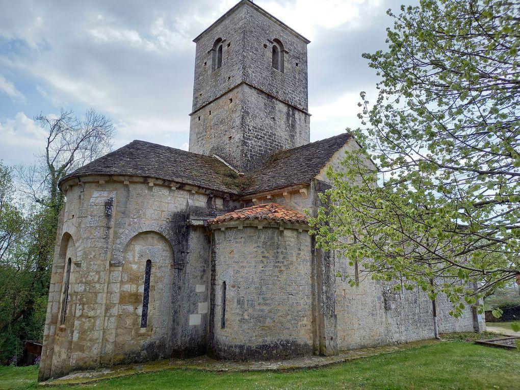 - Saint-Georges (église et cimetière) -