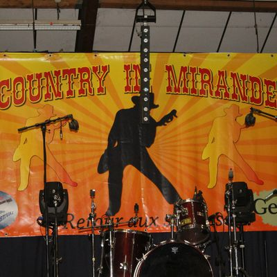 Festival Country In Mirande 2016
