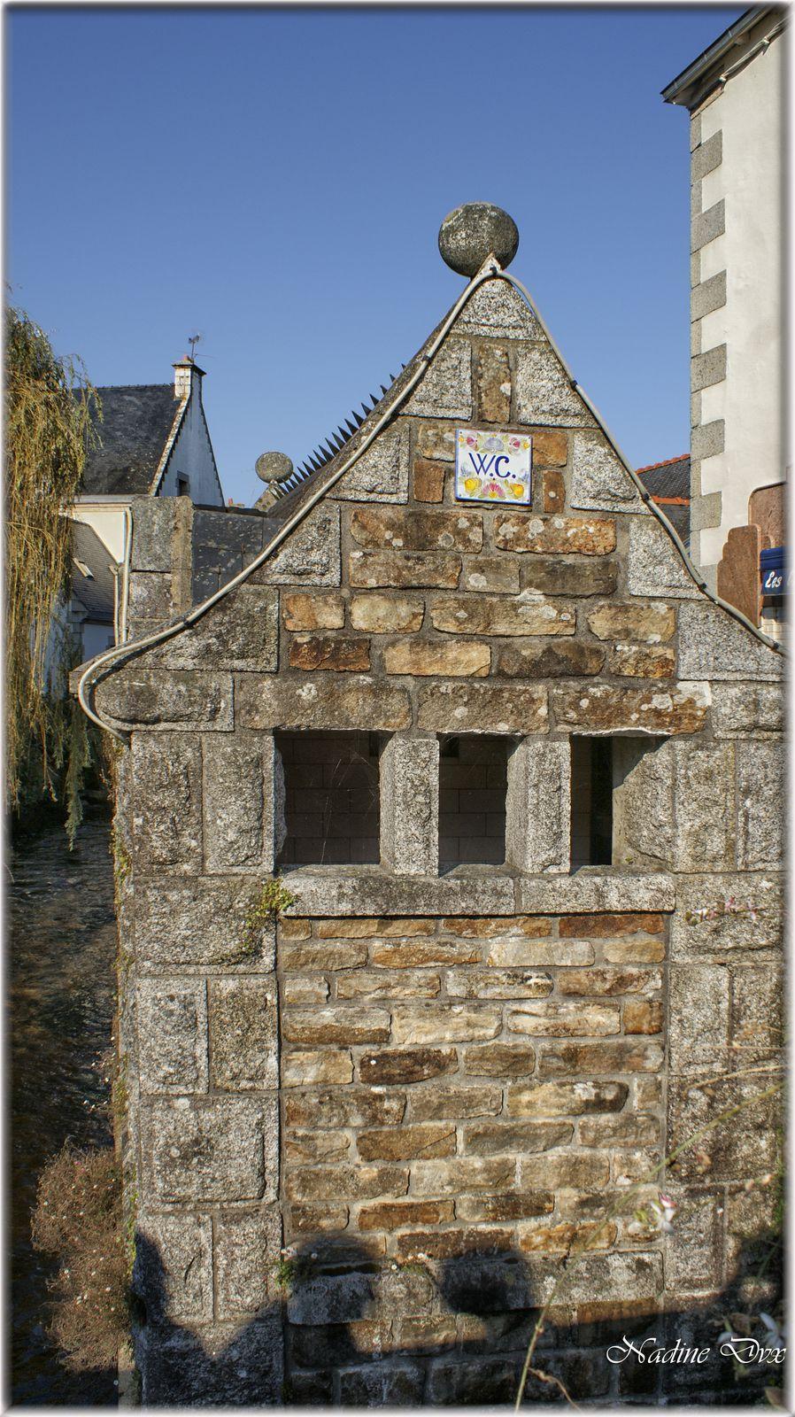 Les toilettes de Pont-Aven - 29