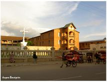 Antsirabe, ville thermale