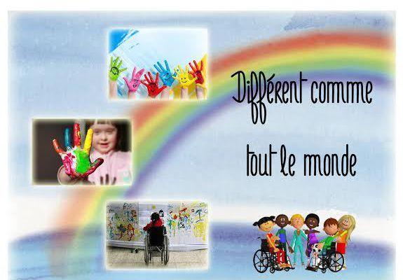 école LBB : journée du handicap le 1er décembre