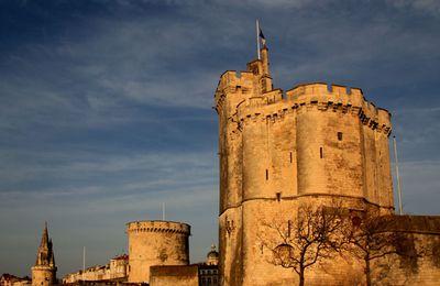La Rochelle - Les tours