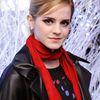 Emma Watson à la patinoire à Londres
