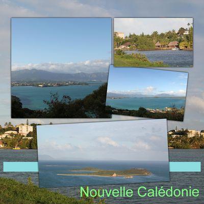 En route pour la Nouvelle Calédonie (du 8 au 13 juillet 2012)
