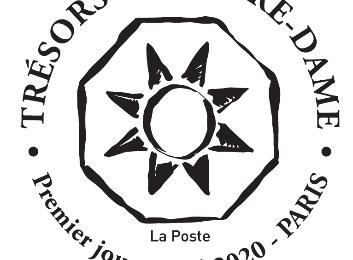 Philalélie Trésors de Notre Dame